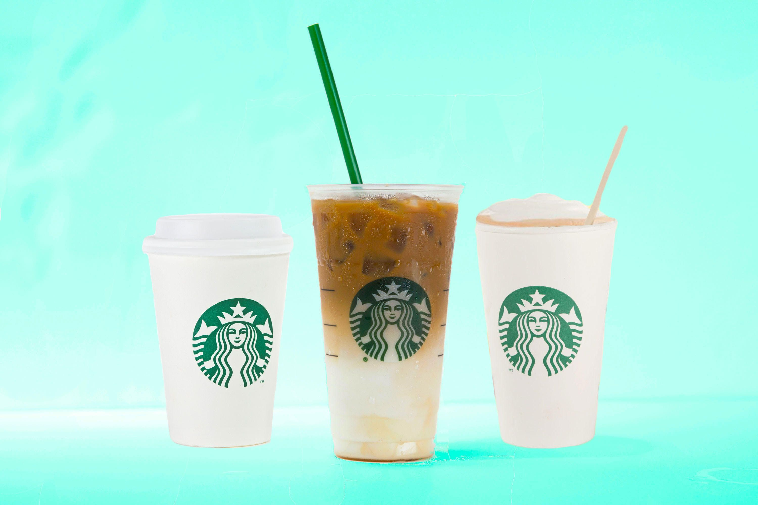 Your Favorite Starbucks Drinks Ranked by Calories | 2bstronger.com