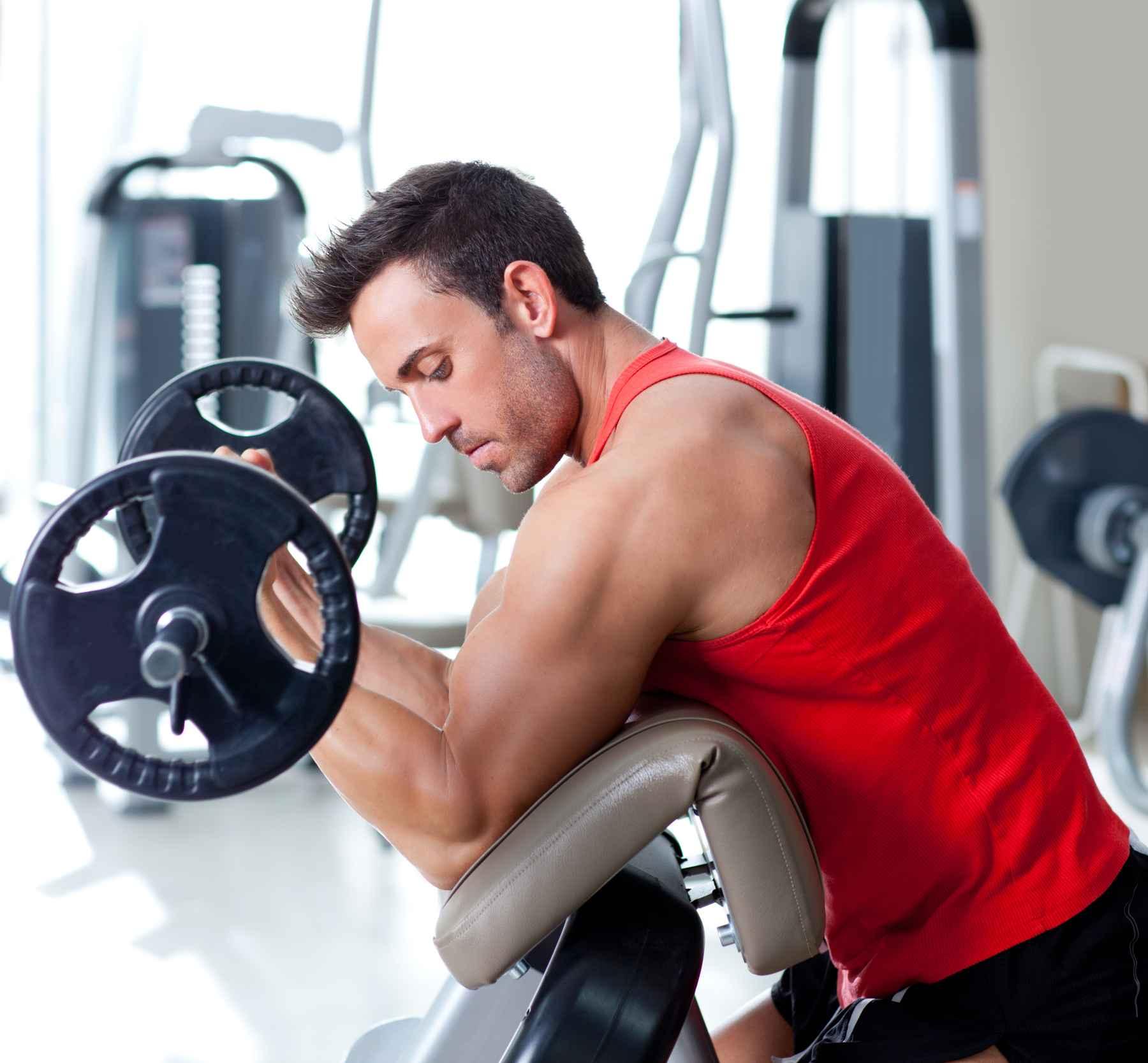 How Many Sets & Reps Build Big Muscles?   2bstronger com