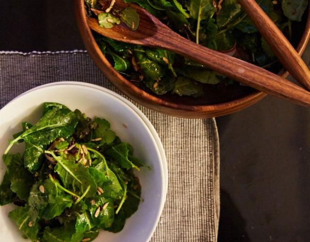 Sweet Herb and Avocado Salad