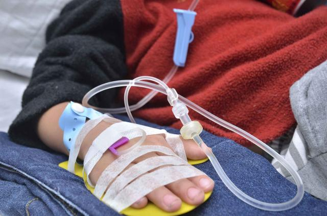 Infusion injection