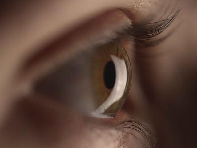 Close Up on Eye