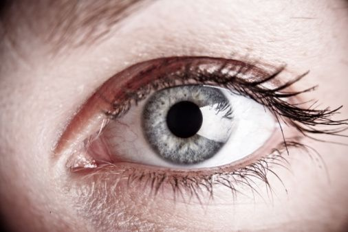 Small Red Bumps Under the Eyes | 2bstronger com