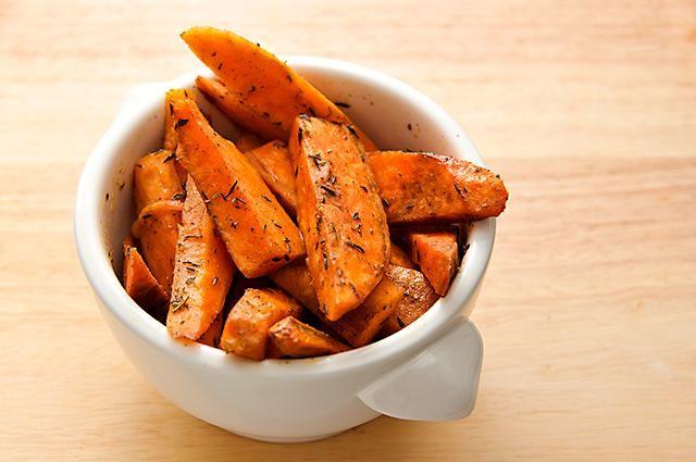 12. Sweet Potatoes