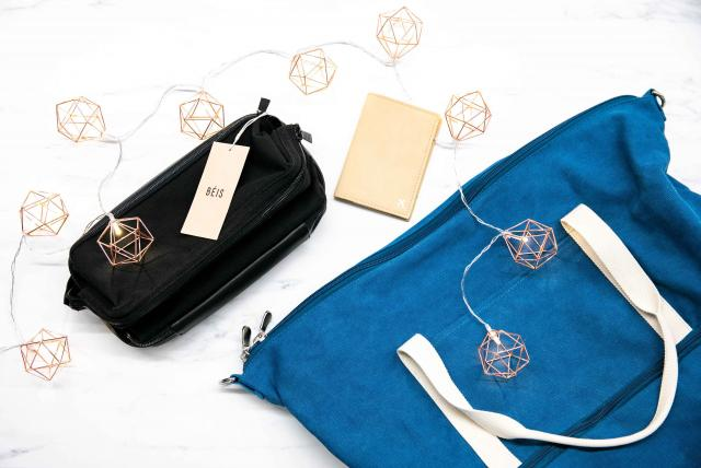 beis travel accessories and lo and sons tote