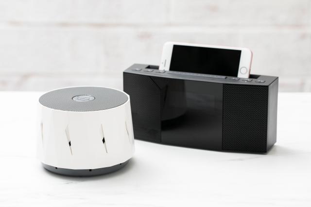 WITTI intelligent alarm clock and white noise machine