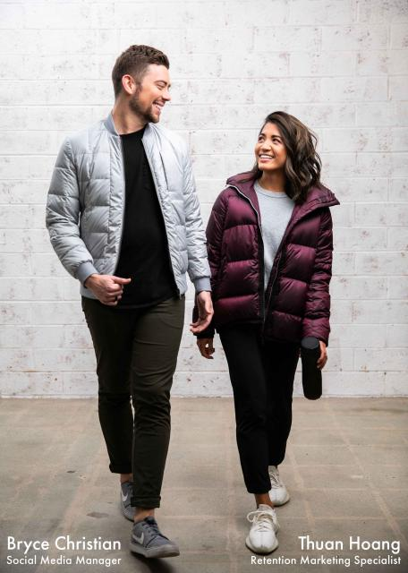 lululemon outfits for commuters
