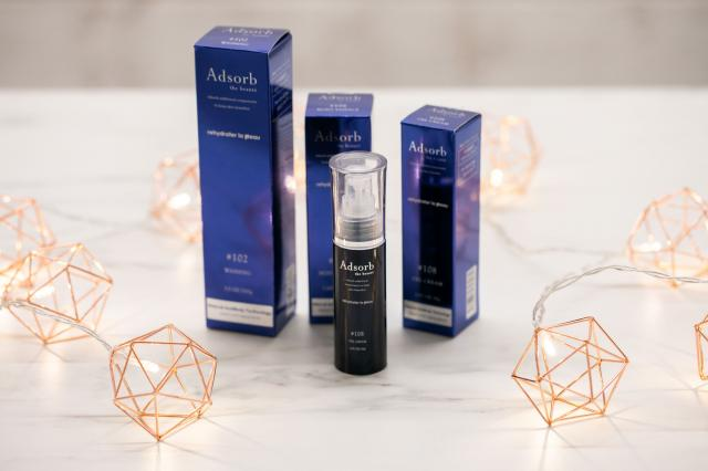 adsorb beauty skincare