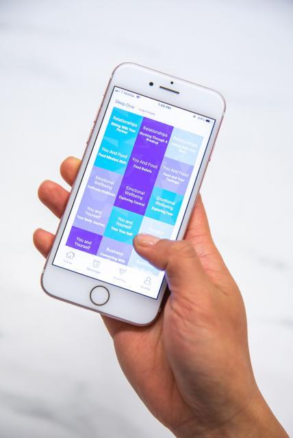 divethru meditation and mindfulness app