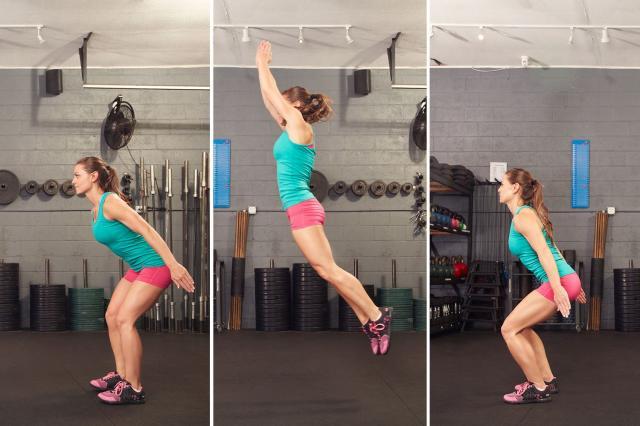9. Broad Jumps