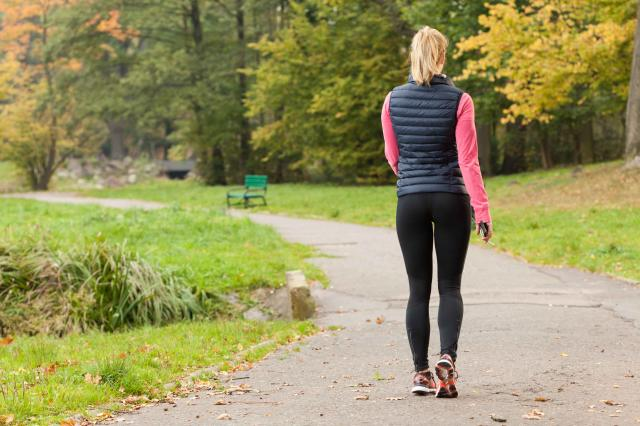 4. Anxious? Try Walking