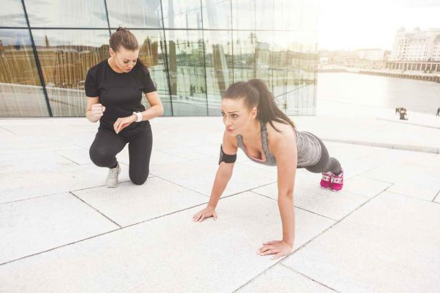 9. Find a Workout Buddy and Set a Date