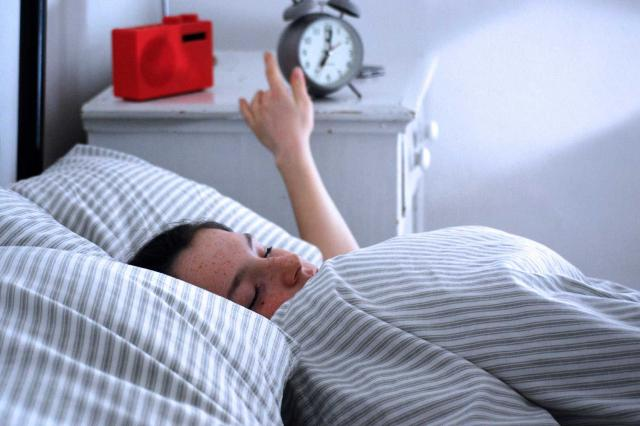 11. Force Yourself Out of Bed