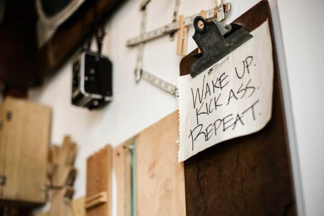 17. Wake Up to Inspiration