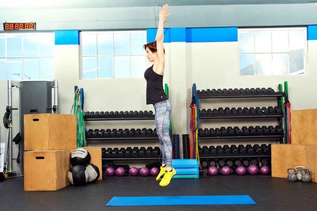 Workout 1: Burpee/Plyometric Workout