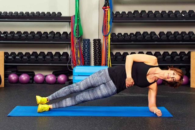 Workout 2: Full-Body Blast Workout