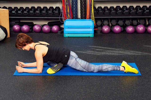 Cooldown: Static Hip Stretch