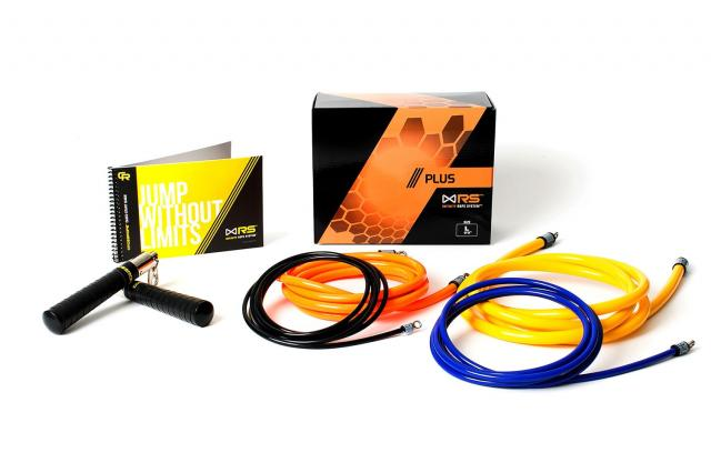 9. Crossrope Weighted Jump Rope
