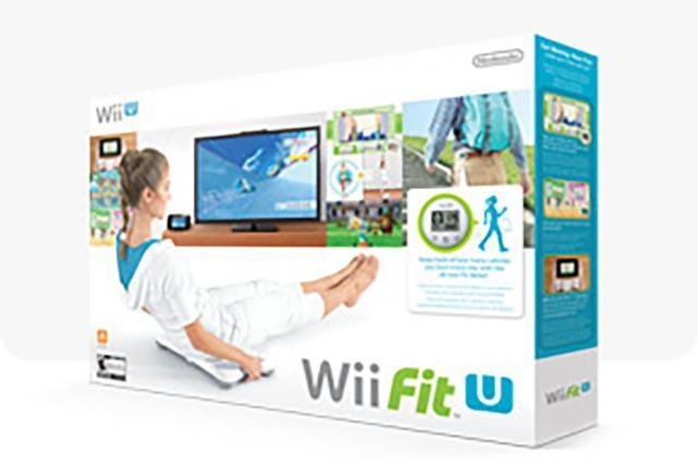 11. Wii Fit U