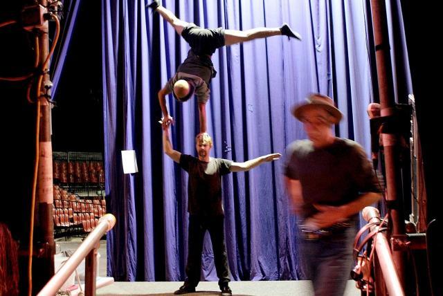 8. Circus Workouts