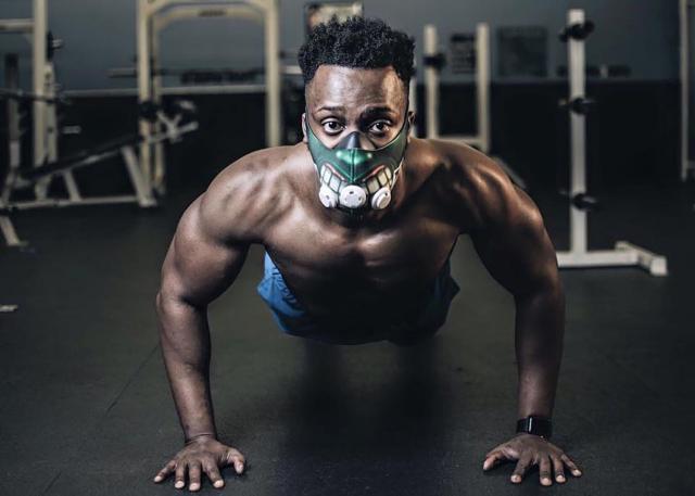 9. High-Altitude/Elevation Training Masks