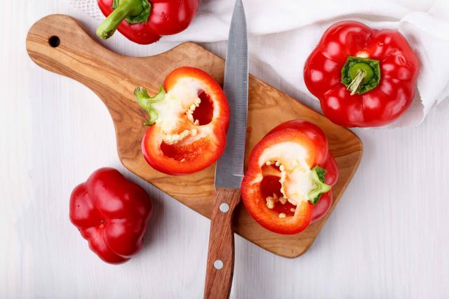 Pepper ratunda ( gogoshar ).