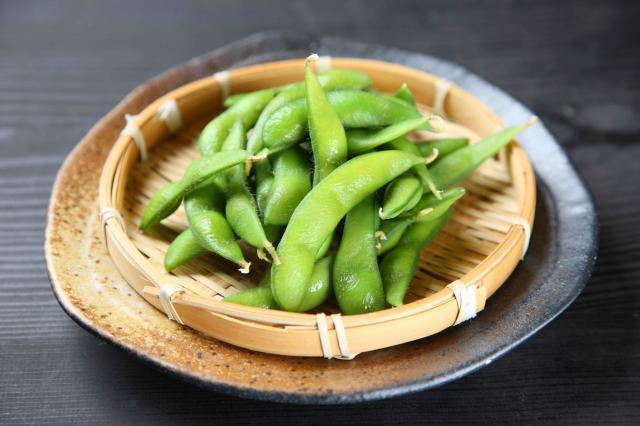 Japanese style boiled beans EDAMAME
