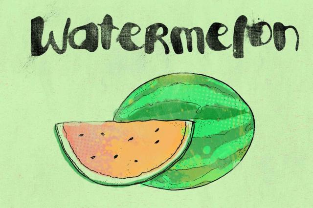 1. Watermelon