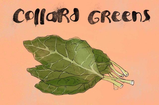 6. Collard Greens