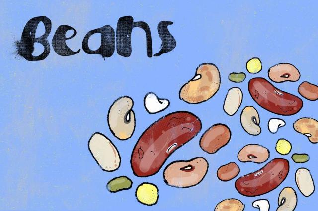 7. Beans