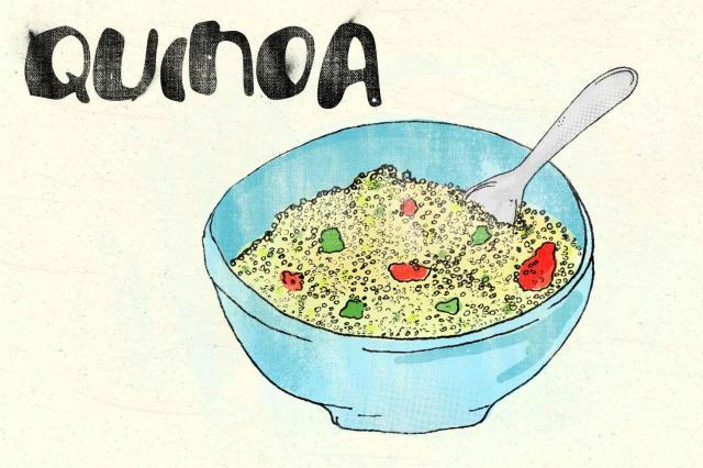 9. Quinoa