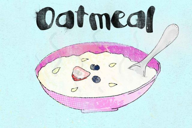 13. Oatmeal