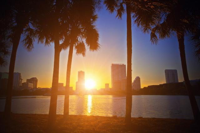 5. Orlando, Florida – 28.8