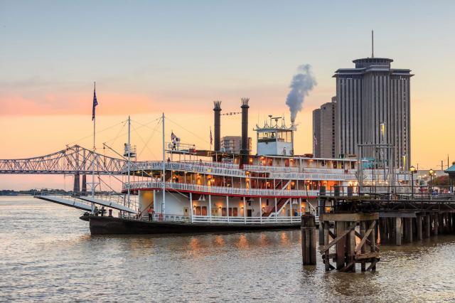 3. New Orleans, Louisiana – 36.9