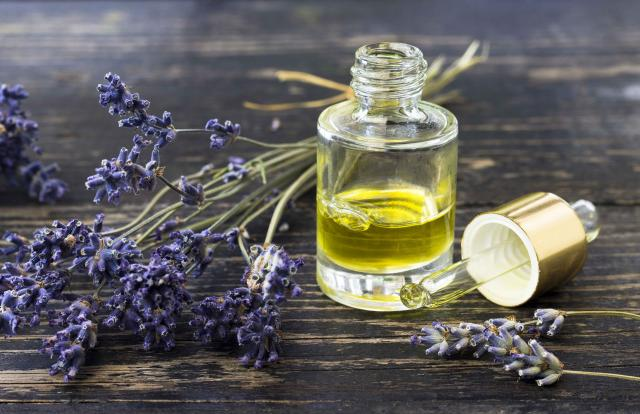 4. Sniff a Soothing Scent.