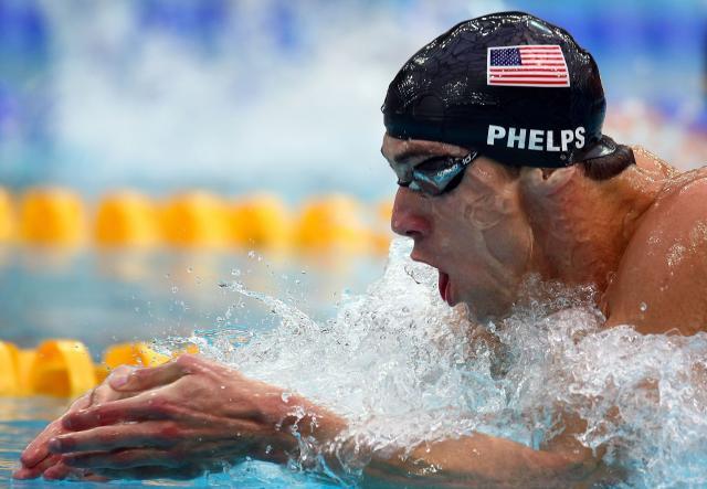 Olympics Day 7 - Swimming