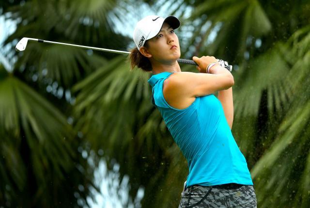 7. Michelle Wie