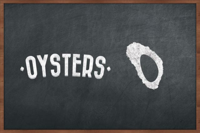 13. Oysters