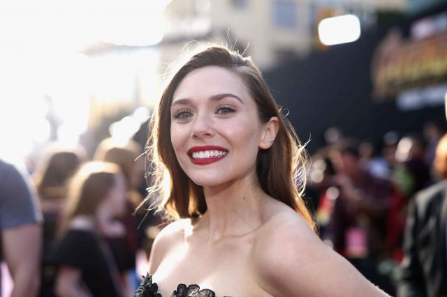 Los Angeles Global Premiere for Marvel Studios� �Avengers: Infinity War�